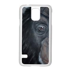 Humans Samsung Galaxy S5 Case (white)