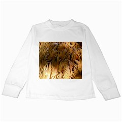 Sago Palm Kids Long Sleeve T-Shirts