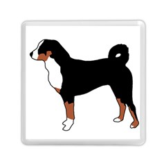 Appenzeller Sennenhund Silo Color Memory Card Reader (Square)