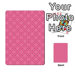Cute Pretty Elegant Pattern Multi-purpose Cards (Rectangle)