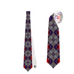 Cute Pretty Elegant Pattern Neckties (One Side)