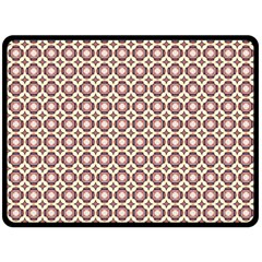 Cute Pretty Elegant Pattern Fleece Blanket (Large)