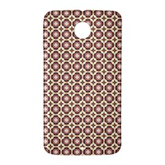 Cute Pretty Elegant Pattern Nexus 6 Case (White)