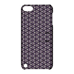 Cute Pretty Elegant Pattern Apple Ipod Touch 5 Hardshell Case With Stand