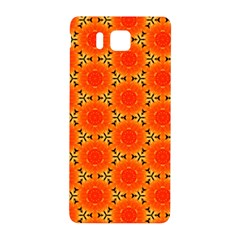 Cute Pretty Elegant Pattern Samsung Galaxy Alpha Hardshell Back Case