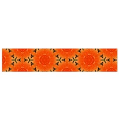 Cute Pretty Elegant Pattern Flano Scarf (small)
