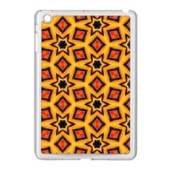 Cute Pretty Elegant Pattern Apple Ipad Mini Case (white)