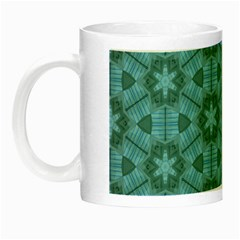 Cute Pretty Elegant Pattern Night Luminous Mugs