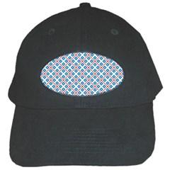 Cute Pretty Elegant Pattern Black Cap