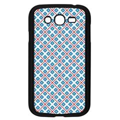Cute Pretty Elegant Pattern Samsung Galaxy Grand Duos I9082 Case (black)