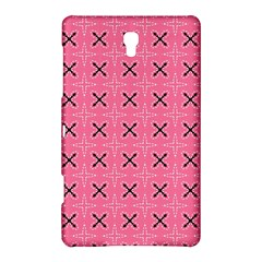 Cute Pretty Elegant Pattern Samsung Galaxy Tab S (8 4 ) Hardshell Case