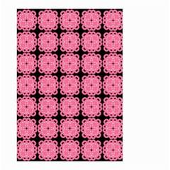 Cute Pretty Elegant Pattern Small Garden Flag (two Sides)