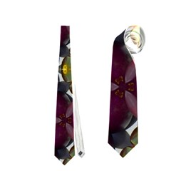 Cute Pretty Elegant Pattern Neckties (One Side)