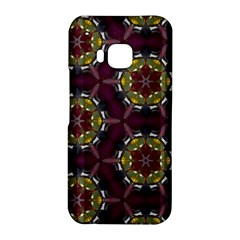 Cute Pretty Elegant Pattern HTC One M9 Hardshell Case