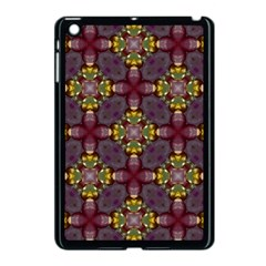 Cute Pretty Elegant Pattern Apple Ipad Mini Case (black)