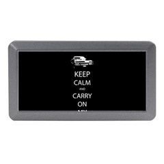 Keep Calm and Carry On My Wayward Son Memory Card Reader (Mini)