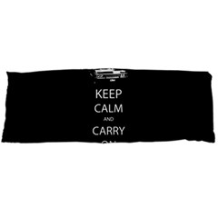 Keep Calm and Carry On My Wayward Son Body Pillow Cases Dakimakura (Two Sides)