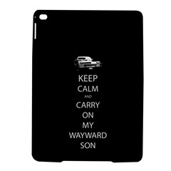 Keep Calm And Carry On My Wayward Son Ipad Air 2 Hardshell Cases