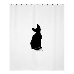 Cornish Rex Silo Shower Curtain 60  x 72  (Medium)
