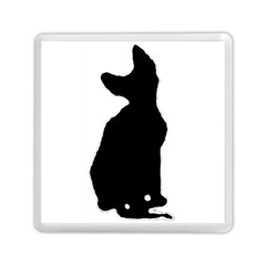Cornish Rex Silo Memory Card Reader (Square)