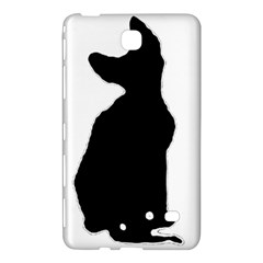 Cornish Rex Silo Samsung Galaxy Tab 4 (8 ) Hardshell Case