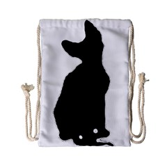 Cornish Rex Silo Drawstring Bag (Small)