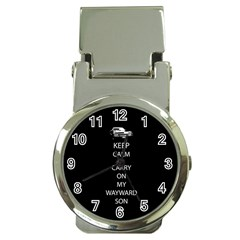 Carry On Centered Money Clip Watches