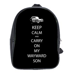 Carry On Centered School Bags(large)