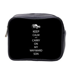 Carry On Centered Mini Toiletries Bag 2 Side