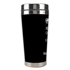Carry On Centered Stainless Steel Travel Tumblers