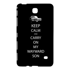 Carry On Centered Samsung Galaxy Tab 4 (8 ) Hardshell Case