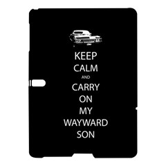 Carry On Centered Samsung Galaxy Tab S (10.5 ) Hardshell Case