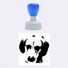 Dachshund Rubber Round Stamps (Medium)