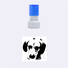 Dachshund Rubber Round Stamps (Small)