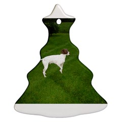 German Shorthair Pointer Full Ornament (Christmas Tree)
