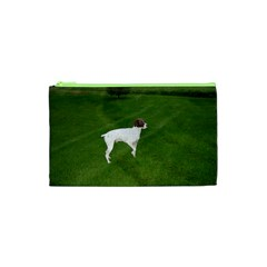 German Shorthair Pointer Full Cosmetic Bag (XS)
