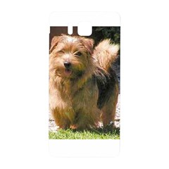 Norfolk Terrier Full Samsung Galaxy Alpha Hardshell Back Case