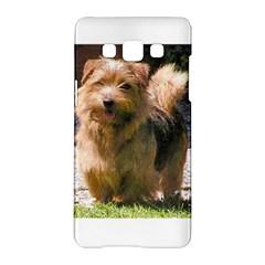 Norfolk Terrier Full Samsung Galaxy A5 Hardshell Case