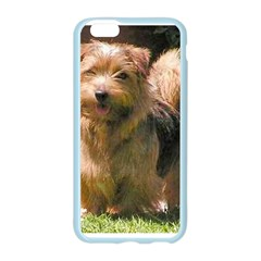 Norfolk Terrier Full Apple Seamless iPhone 6 Case (Color)