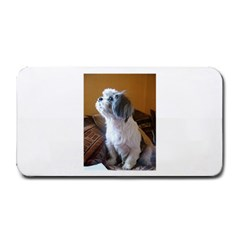 Shih Tzu Sitting Medium Bar Mats