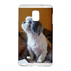 Shih Tzu Sitting Galaxy Note Edge