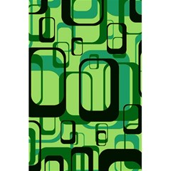 Retro Pattern 1971 Green 5 5  X 8 5  Notebooks