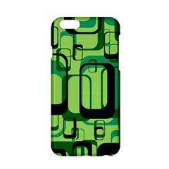 Retro Pattern 1971 Green Apple Iphone 6/6s Hardshell Case
