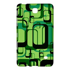 Retro Pattern 1971 Green Samsung Galaxy Tab 4 (7 ) Hardshell Case