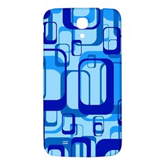 Retro Pattern 1971 Blue Samsung Galaxy Mega I9200 Hardshell Back Case
