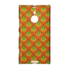 70s Green Orange Pattern Nokia Lumia 1520