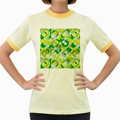 The 70s Women s Fitted Ringer T Shirts