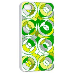 The 70s Apple iPhone 4/4s Seamless Case (White)