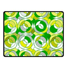 The 70s Double Sided Fleece Blanket (Small)