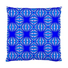 Retro Blue Pattern Standard Cushion Cases (two Sides)